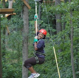 Fall MBA Orientation at SKY Wild