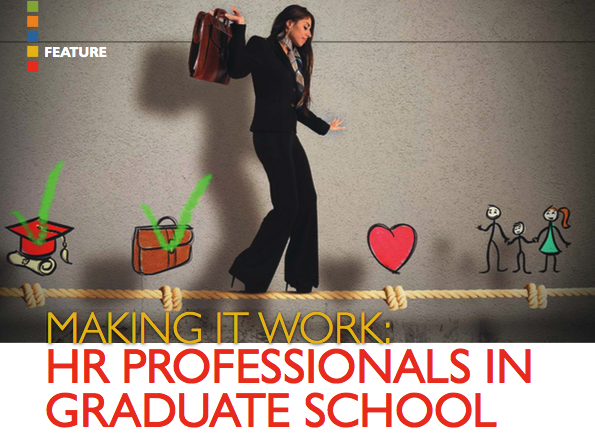 HR Professionals can enhance their career with an MBA