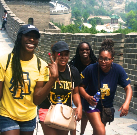 2019 China Study Abroad Program - College of Business and Economics