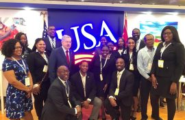 2019 NCAT MBA Students Present Findings in China