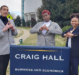 NCAT MBA Team places 4th in Key Bank Case Competition